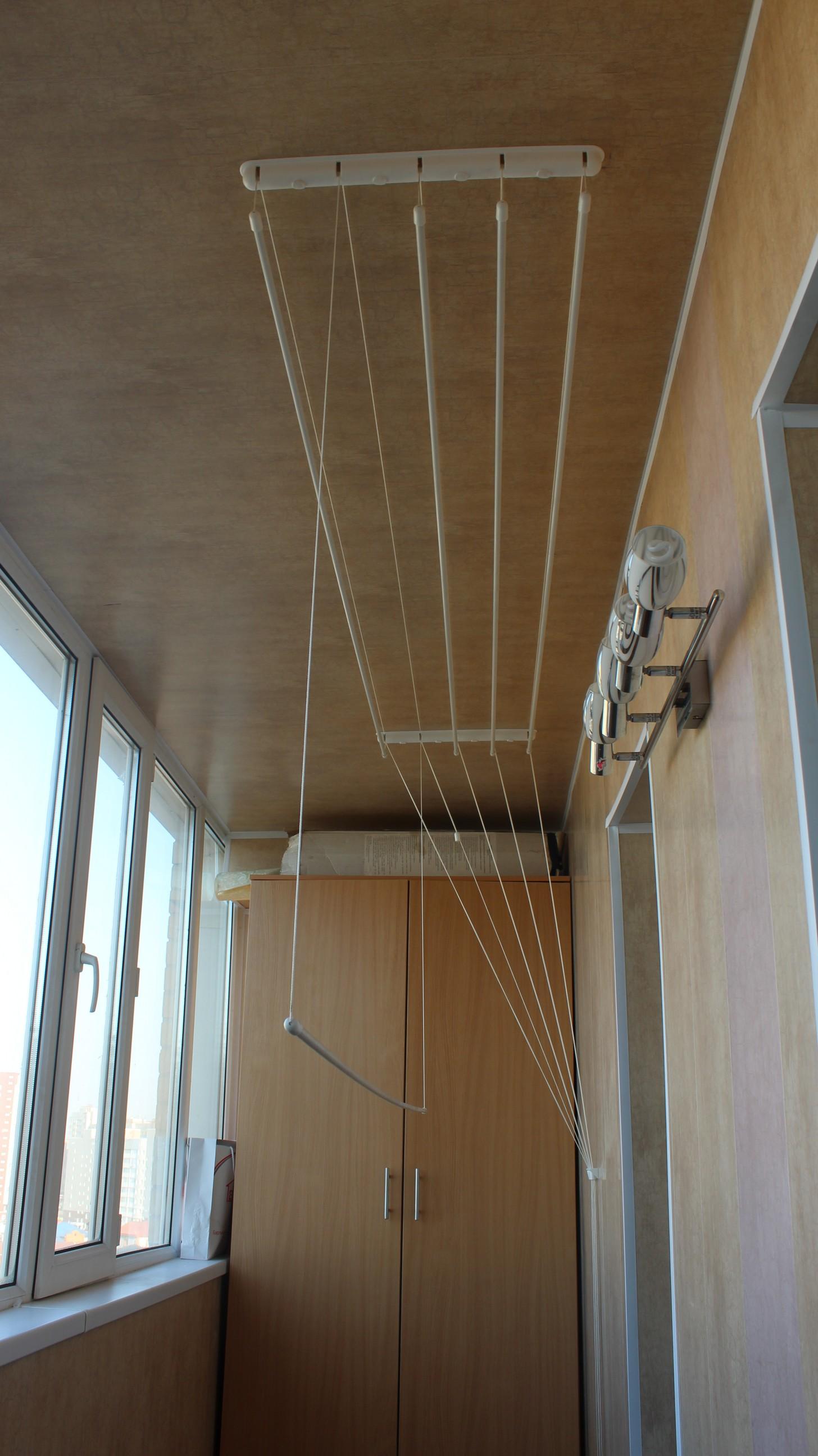 Потолочная сушилка для белья Лифт 9.jpg